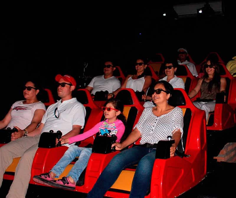 Sala de Cine XD