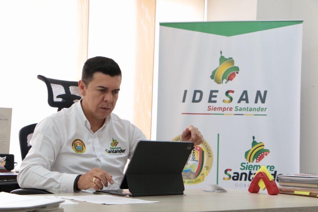 Gerente Idesan presenta informe de gestion 2020 en asamblea ordinaria de accionistas (1)