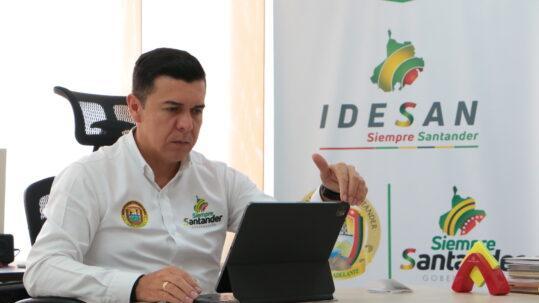 Gerente Idesan presenta informe de gestion 2020 en asamblea ordinaria de accionistas (4)