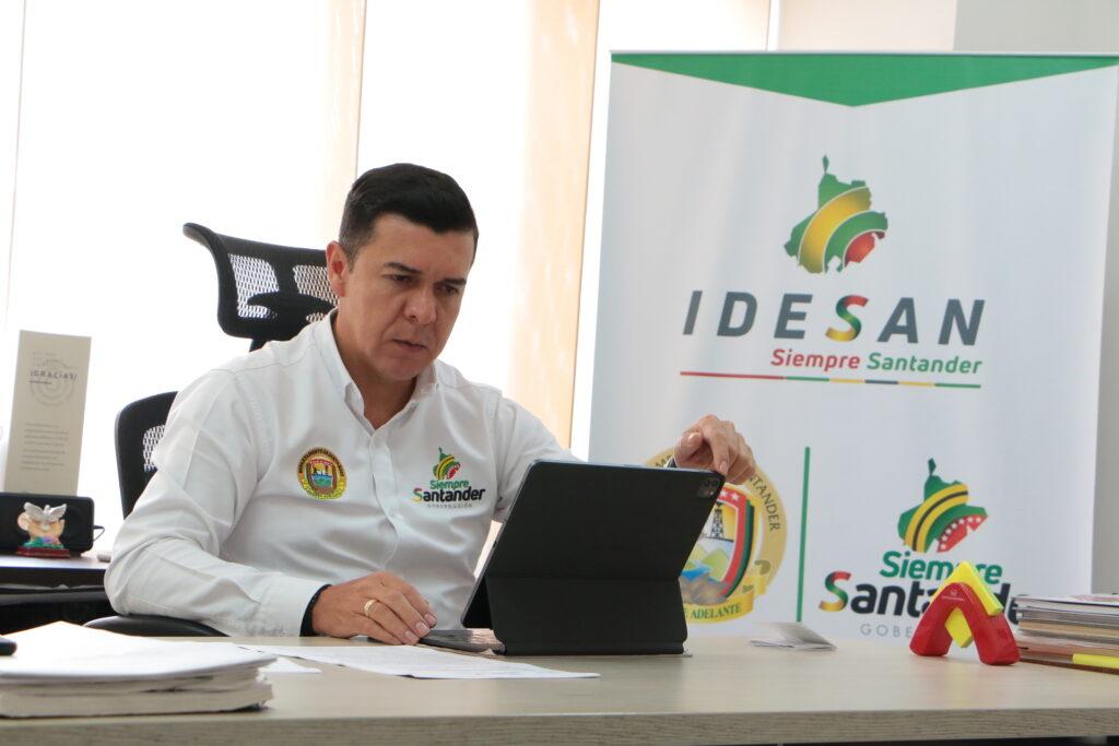 Gerente Idesan presenta informe de gestion 2020 en asamblea ordinaria de accionistas (5)