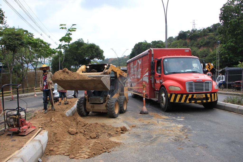 Cierre vial temporal retorno Puente El Bueno (6)