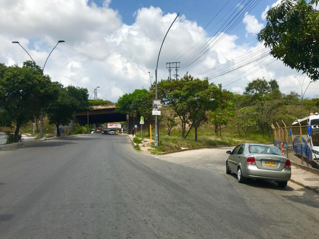 Trabajos de rehabilitación vial Puente el Bueno (2)