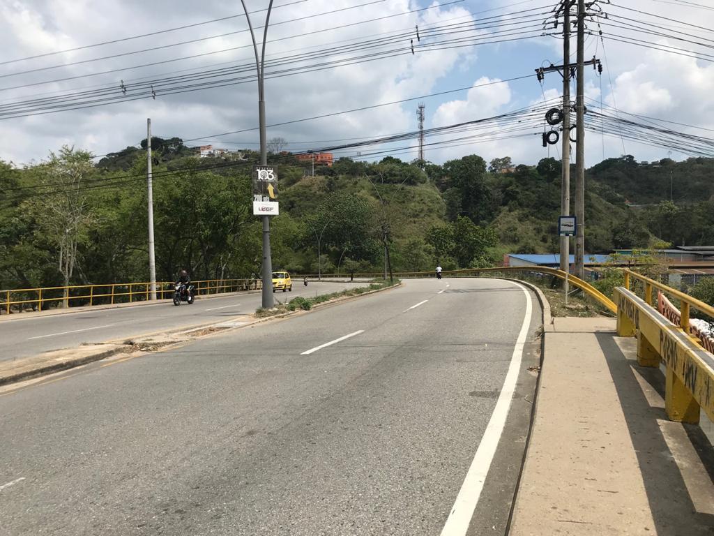 Trabajos de rehabilitación vial Puente el Bueno (3)
