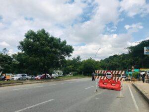 Rehabilitación Vial en la Intersección La Salle - Idesan (2)