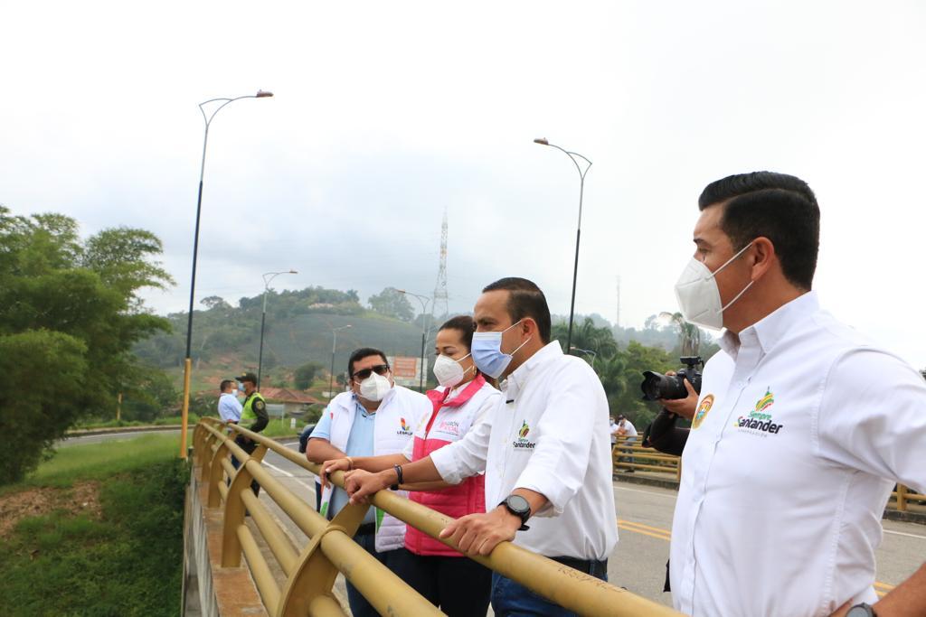Visita Gobernador a vías administradas por IDESAN - 10